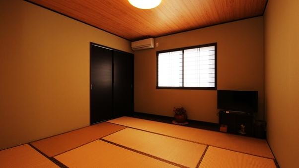 【禁煙】1日2組限定《囲炉裏確約》2階和室8畳