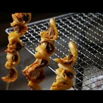 ■【お食事】南三陸の名産となっているホヤ貝