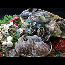 ■【お食事・海の幸】
