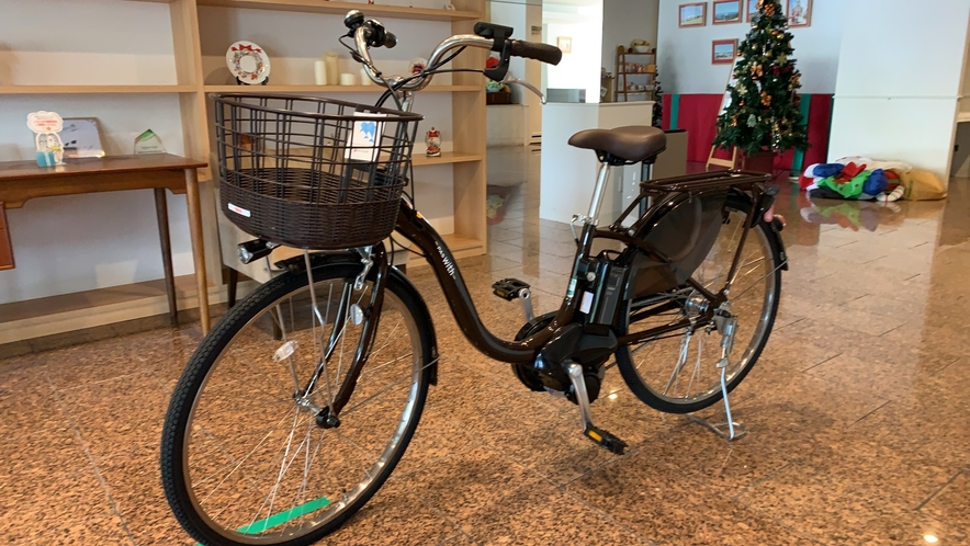 電動自転車(レンタルサイクル)