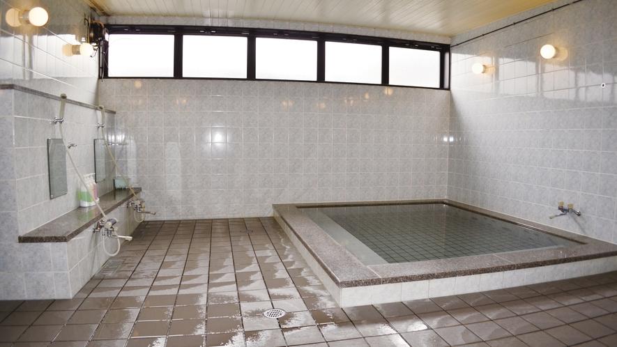 *【大浴場】男子ジェットバス、女子浴室あり