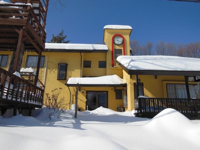 雪の時計館2