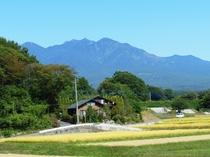 八ヶ岳(秋)