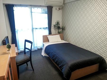 シングルルーム★喫煙★ベッド幅100×195cm
