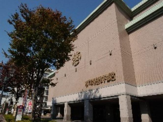 ホテル外観 撮影日2006/4/1
