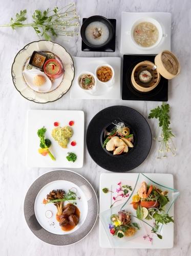 中国料理「黄河」めでたいランチコース