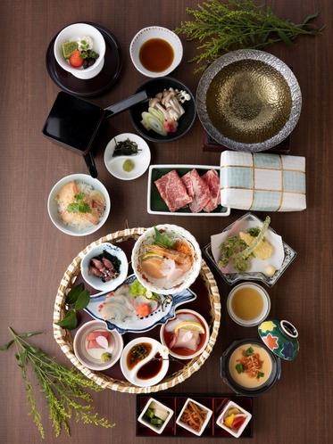 日本料理「漁火」めでたい漁火御膳
