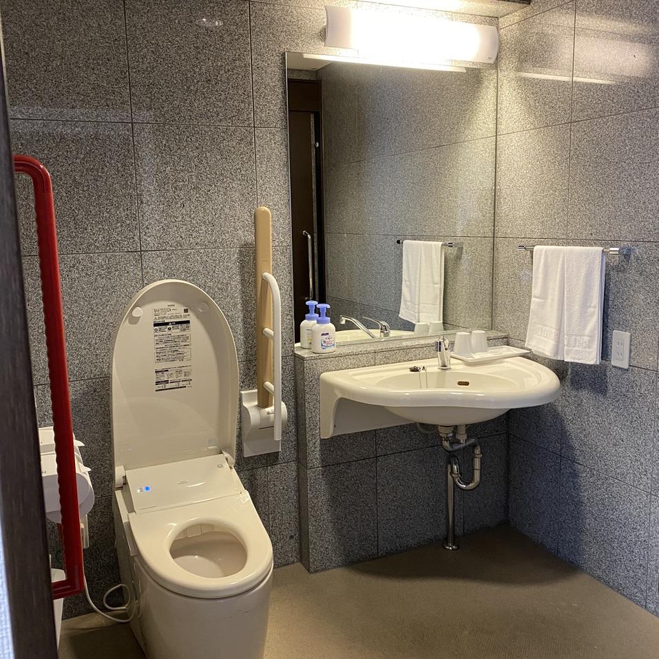 ハートフルツインルーム・トイレ