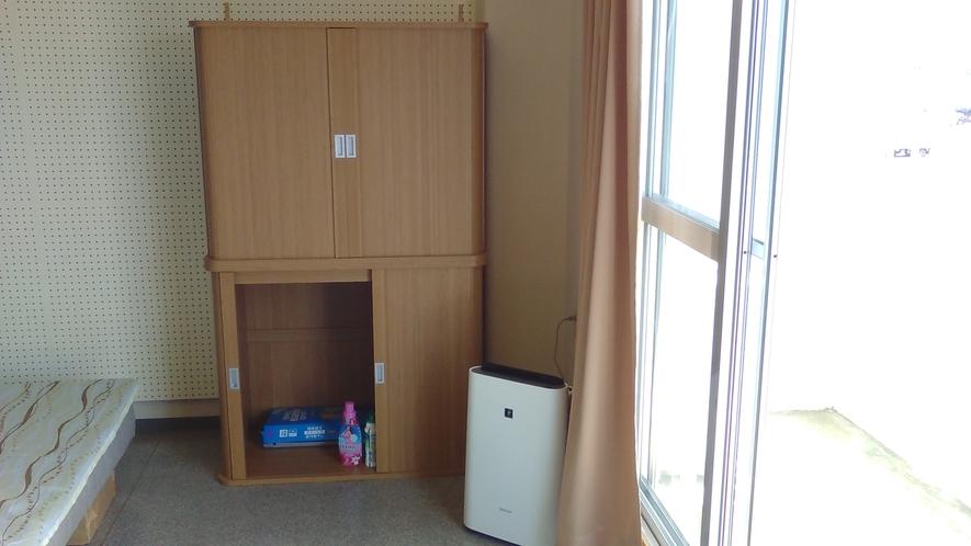 空気清浄機 収納棚
