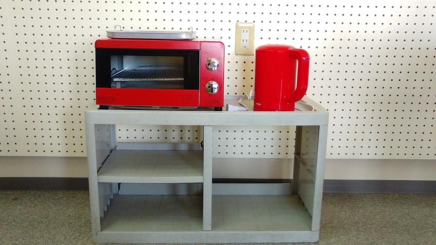 トースター 湯沸かし器
