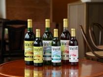 月山の地ワイン各種