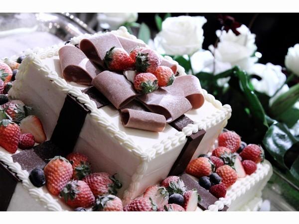 ご婚礼 ウェディングケーキ