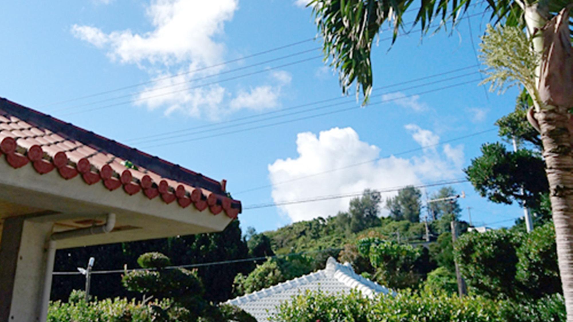 *静かな時間が流れる沖縄へようこそ
