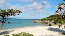 *サダ浜/車で15分 観光客も少なくのんびりできます。