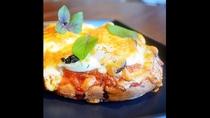 *【レストラン/珊瑚テーブル】フォカッチャピッツア