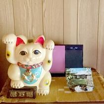 *インテリア/かねやまの招き猫