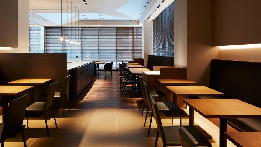 <レストラン>カフェ THE LOUNGE
