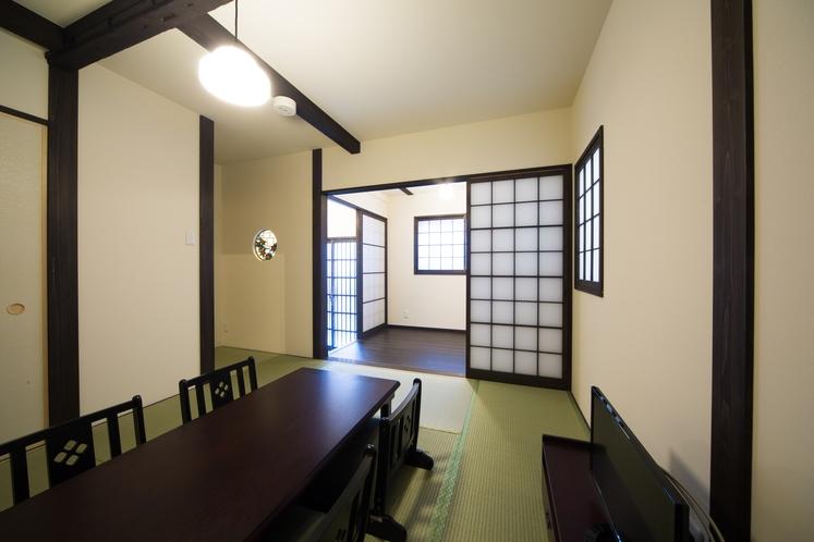 1階和室斜め