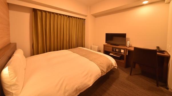 禁煙ボーナスルーム☆1室予約でダブル2部屋確約☆