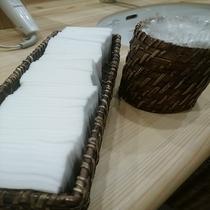 ◆コットン・綿棒(女性大浴場)