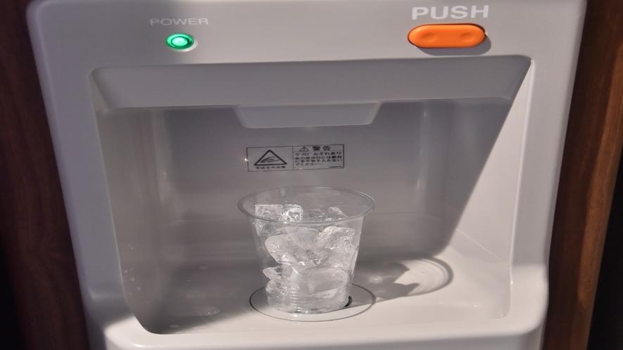 ◆製氷機◆ 1階・3階・6階・9階にご用意しております。