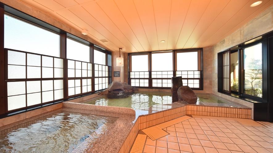 ◆女性大浴場◆ オホーツク海が一望できる地上9階展望大浴場(営業時間15:00~翌朝10:00)