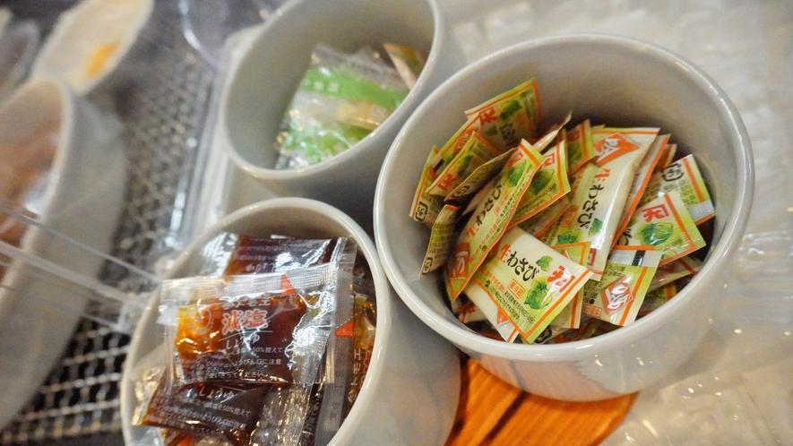 ◆【期間限定】海鮮丼付け合わせ◆ ※イメージ