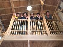 ちゅうり棟 2階(ロフトから)