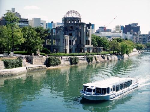 【原爆ドーム】原爆ドームと宮島を結ぶ「世界遺産航路」は観光にぴったり♪