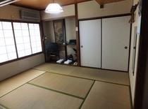 くつろぎの空間〜和室6畳〜たまには畳に大の字になってみては?