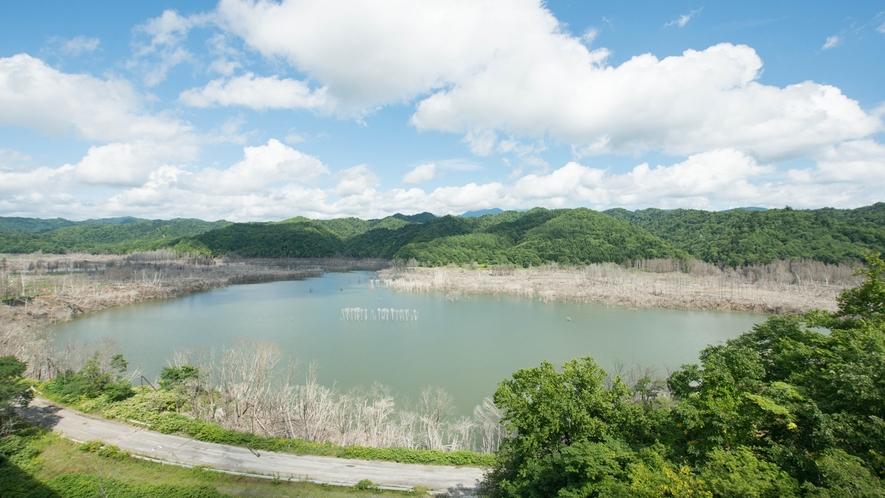 **公園内は支笏湖・定山渓・洞爺湖の3つのエリアに分かれ、新千歳空港に近くアクセスも便利