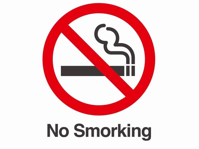 館内禁煙です。