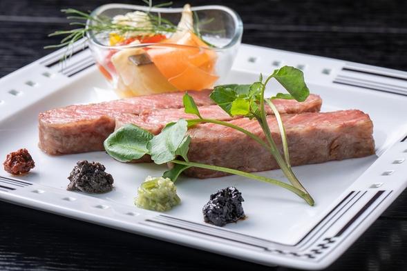 信州の味と長野県産ワインのコラボディナー 旬の「Terroirコース」プラン(2食付き)