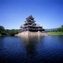 【松本城】国宝松本城