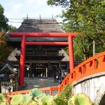 国宝青井阿蘇神社