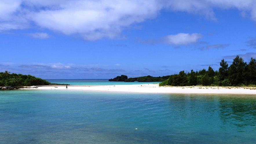 【周辺】沖縄で最も美しい海のひとつといわれる海でダイビングやシュノーケリングはいかがですか?