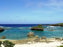 【周辺】ダイビングスポットとして有名な中の島