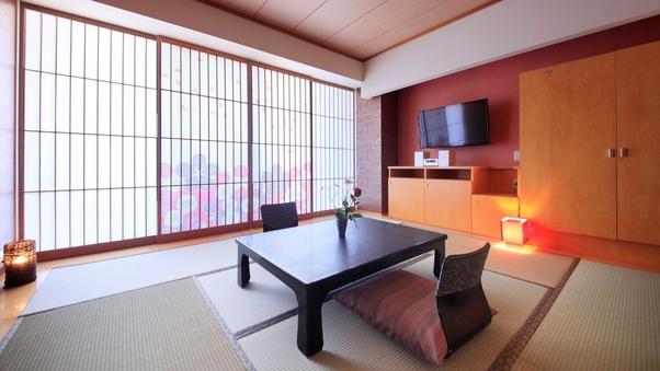 【和室】8畳 (31平米・定員4名)
