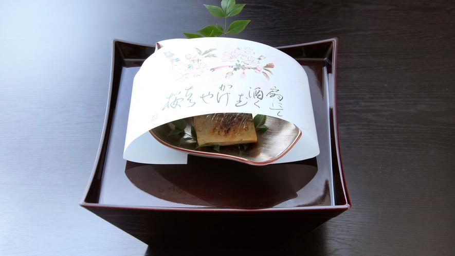【こだわりの朝食(一例)】