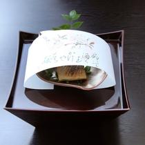 一番出汁で焼き上げる玉子焼き~ご朝食(一例)