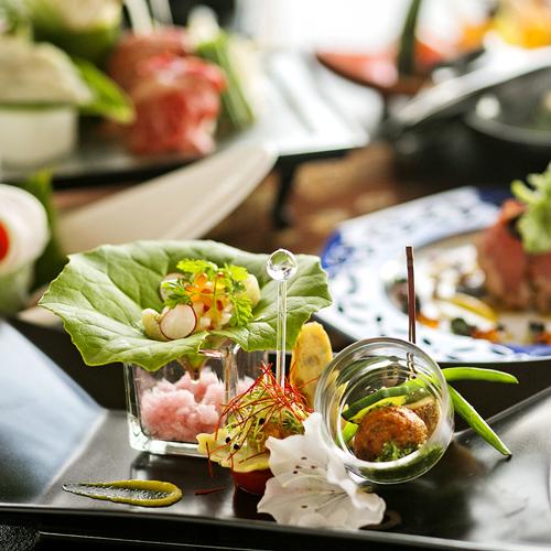 ◆美味しくて体に良い『海の幸』や『山の幸』地元の食材を一番おいしく提供する【藤花-Touka-】