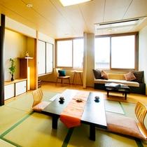 ●趣の異なるモダン客室●和風モダン客室