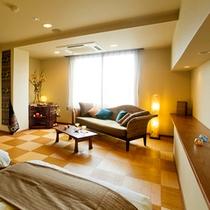 ●【デザイナーズ客室【Atype】/フロアツインベッドルーム】●大人の上質空間♪