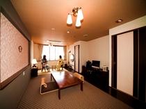 ●アジアンテイストの雰囲気が人気♪【趣の異なるモダン客室~アジアンモダン客室~】