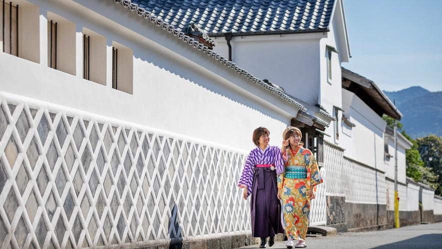 """●袴や着物は""""レトロな雰囲気""""にやっぱり似合う♪"""