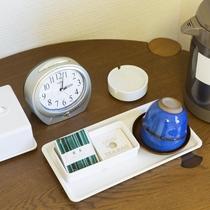 お部屋/スタンダード和室|お茶セットなど