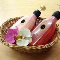 女性大浴場/シャンプー&コンディショナー(資生堂マシェリ)女湯限定で備え付けております♪