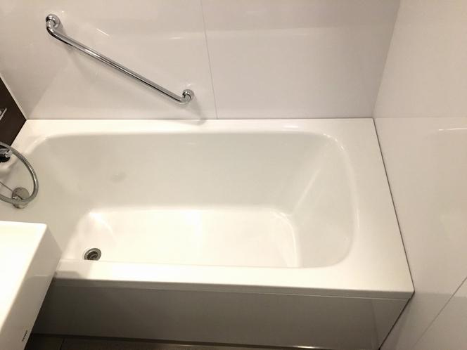 シングルルーム Parkビュー バスルーム③