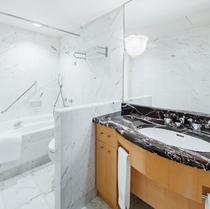 モデレートダブル バスルーム