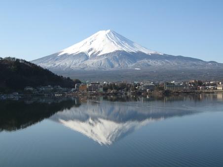 【富士山&湖側】スタンダードツイン